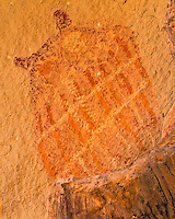 Owl Pictograph, BLM Wilderness Study Area, Utah