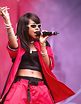Aaliyah 1997.© Chris Walter.