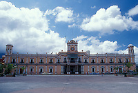 The Palacio de Gobierno or Government Palace in Tepic, Nayarit, Mexico