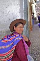 These portraits of Peruvian women, men, and children, were taken through out the countryside and within Cusco's city limits.  These photography's show the traditions and customs of their everyday lifestyles.