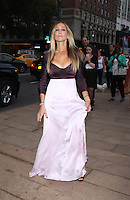 NEW YORK, NY-September 20:Sara Jessica Parker at New York City Ballet Fifth Annual Fall Fashion Gala at Lincoln Center in New York. September 20, 2016. Credit:RW/MediaPunch