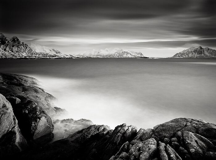 Near Svolvaer - Norway,  2011