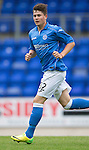 St Johnstone FC 2014-2015<br /> Kyle Lander<br /> Picture by Graeme Hart.<br /> Copyright Perthshire Picture Agency<br /> Tel: 01738 623350  Mobile: 07990 594431
