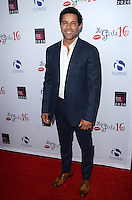 LOS ANGELES, CA - OCTOBER 16: Jon Huertas at the National Breast Cancer Coalition Fund's 16th Annual Les Girls Cabaret at Avalon Hollywood on October 16, 2016 in Los Angeles, California. Credit: David Edwards/MediaPunch