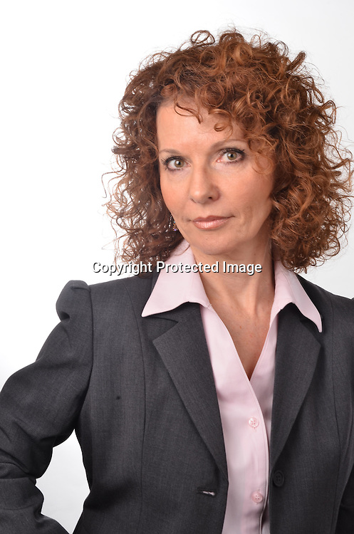 Stock photo of Mature Executive Woman