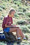 Lindsey Kruschke In Field
