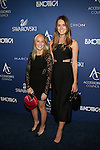 Olivia Zimmerman and Izzy Fairchild Attend The Accessories Council Toasts 20 Years at the 2014 Ace Awards Held at Cipriani 42nd Street