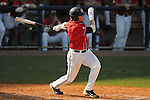 Ole Miss' Preston Overbey(1) vs. Wright State at Oxford University Stadium in Oxford, Miss. on Sunday, February 20, 2011. Ole Miss won 6-5 to improve to 3-0 on the season.