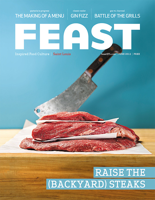 Recent Work: Feast Magazine