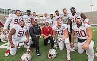 Stanford Football Sun Bowl vs North Carolina, December 30, 2016