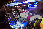 New Yorkers Celebrate During The 41st Annual Village Halloween Parade