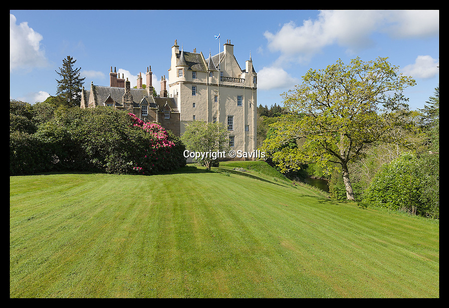 BNPS.co.uk (01202 558833)<br /> Pic: Savills/BNPS<br /> <br /> ***Please Use Full Byline***<br /> <br /> <br /> An entrepreneur who bought a castle for three million pounds before spending a fortune doing it up is set to make a massive loss - as it is back on the market for just five million.<br /> <br /> Kate Armstrong, the founder of Confused.com, splashed out on the ancient property and its 295 acre estate in 2009.<br /> <br /> It had been neglected for many years and had problems including rot to some of the rooves and damage to ornate design work.<br /> <br /> Mrs Armstrong spent 'several million' renovating the building over four years which included installing heating, plumbing, and painting the entire exterior.<br /> <br /> It now features 13 bedrooms, seven of which have luxurious en-suites, a wine cellar, cinema room, and space for a gym.<br /> <br /> Many historical features on the property have been retained including a 15th century staircase and a two-storey front dating between 1830 and 1832.<br /> <br /> The castle, called Cassilis House, is situated in the beautiful countryside near Maybole, south Ayrshire in Scotland.<br /> <br /> It was built between 1404 and 1454 and was owned by generations of the Kennedy family until 2009, when the last descendent, Mary, Marchioness of Ailsa, died.<br /> <br /> The renovation of the property was featured on a BBC documentary which aired in August last year.<br /> <br /> Despite spending so much money developing the castle Mrs Armstrong has put it back on the market for just five million pounds in the hope that a buyer will move in quickly.<br /> <br /> The property is also being sold with a five bedroom coach house, a three bedroom lodge, and a three bedroom garden cottage.<br /> <br /> The estate is being sold through Savills.
