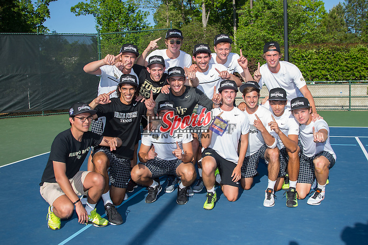 2016.04.24 - NCAA MT - ACC Men's Tennis Championship