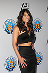 Actress Michelle Rodriguez Attends the Unitas Gala <br /> Against Sex Trafficking Held at Capitale