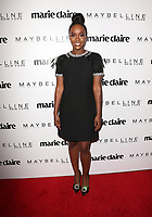 WEST HOLLYWOOD, CA - April 21: Aja Naomi King, At Marie Claire's Fresh Faces At Doheny Room In California on April 21, 2017. Credit: FS/MediaPunch