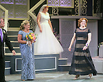 """Guiding Light's Kim Zimmer and cast Joel Briel, Molly Tower, All My Children's Jane Brockman star in """"It Shoulda Been You"""" - a new musical comedy - at the Gretna Theatre, Mt. Gretna, PA on July 30, 2016. (Photo by Sue Coflin/Max Photos)"""