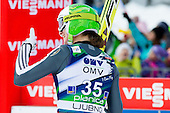 LOGAR Eva of Slovenia during 11th Women FIS Ski Jumping World Cup competition in Planica replacing Ljubno  on January 25, 2014 at HS95, Planica, Slovenia. Photo by Vid Ponikvar / Sportida