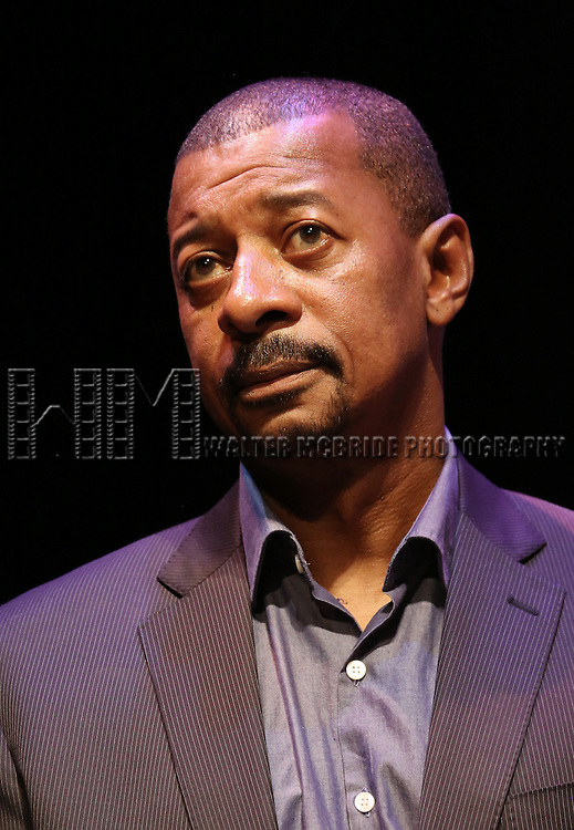 Robert Townsend performs at Woodie King Jr.'s New Federal Theatre 44th Anniversary Gala honoring Voza Rivers at BMCC Tribeca Performing Arts Center on March 16, 2014 in New York City.