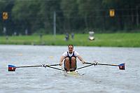 Amsterdam, NETHERLANDS, AZE BM1X,  2011 FISA U23 World Rowing Championships, Wednesday, 20/07/2011 [Mandatory credit:  Intersport Images]