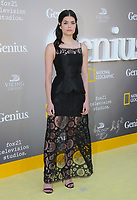 "24 APR National Geographic's ""Genius"" Premiere - Los Angeles"