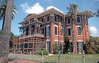 "Galveston:  ""Ashton Villa"", 2328 Broadway. James M. Brown, Arch.  Called ""Greek Revival"" (?)"