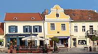 Town Square K?szeg Hungary