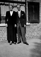 A wedding in 1939 in Belgium
