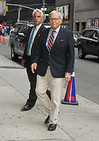 NEW YORK, NY-June 28: Tom Brokaw at The Late Show with Stephen Colbert  in New York. NY June 28, 2016. Credit:RW/MediaPunch