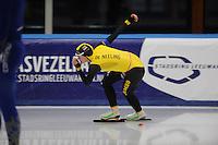 SCHAATSEN: LEEUWARDEN, 22-10-2016, Elfstedenhal,  KNSB Trainingswedstrijden, Sanneke de Neeling, ©foto Martin de Jong