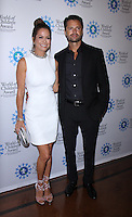 NEW YORK, NY-October 27: Brooke Burke, David Charvet at  World of Children Awards 2016 at  583 Park Avenue in New York.October 27, 2016. Credit:RW/MediaPunch