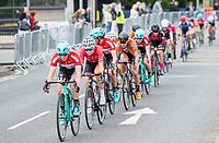 Picture by Alex Whitehead/SWpix.com - 12/05/2017 - Cycling - Tour Series Round 3, Northwich - Matrix Fitness Grand Prix - Drops' Alice Barnes