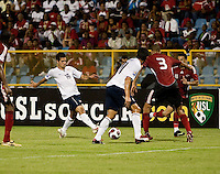 U.S. Men's National Team vs. vs. Trinidad and Tobago.Hasely Crawford Stadium; Port of Spain, Trinidad.Sep. 9, 2009 @ 7 p.m. ET.   .