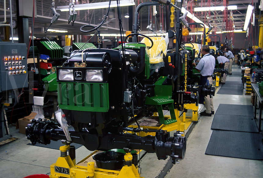 John Deere Assembly Line : A g mira images
