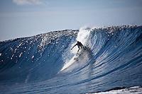 Teahupoo Tahiti Free Surfing 2009
