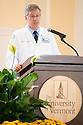 Bill Jeffries, Ph.D. Class of 2017 White Coat Ceremony.