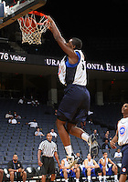 Anthony Norris at the NBPA Top100 camp at the John Paul Jones Arena Charlottesville, VA. Visit www.nbpatop100.blogspot.com for more photos. (Photo © Andrew Shurtleff)