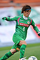 Saori Ariyoshi (Beleza),.APRIL 22, 2012 - Football/Soccer : 2012 Plenus Nadeshiko League,2nd sec match between NTV Beleza 3-0 AS Elfen Sayama FC at Komazawa Olympic Park Stadium, Tokyo, Japan. (Photo by Jun Tsukida/AFLO SPORT) [0003]