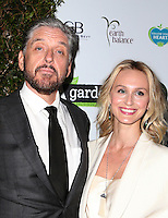 Beverly Hills, CA - NOVEMBER 12: Craig Ferguson, Megan Wallace Cunningham, At Farm Sanctuary's 30th Anniversary Gala At the Beverly Wilshire Four Seasons Hotel, California on November 12, 2016. Credit: Faye Sadou/MediaPunch