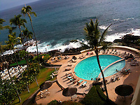 Royal Kona Resort, Kona, Big Island, Hawaii