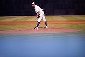 April 5, 2012. Durham, NC.. Pitcher Alex Cobb started the game.. Opening night 2012 of the Durham Bulls.