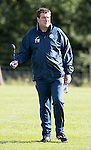 St Johnstone Training&hellip;.30.09.16<br />Manager Tommy Wright pictured during training this morning<br />Picture by Graeme Hart.<br />Copyright Perthshire Picture Agency<br />Tel: 01738 623350  Mobile: 07990 594431