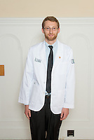 Christopher Meserve. Class of 2017 White Coat Ceremony.
