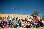 Spectators at the 51st annual International Camel Races in Virginia City, Nevada  September 12, 2010. .CREDIT: Max Whittaker for The Wall Street Journal.CAMEL