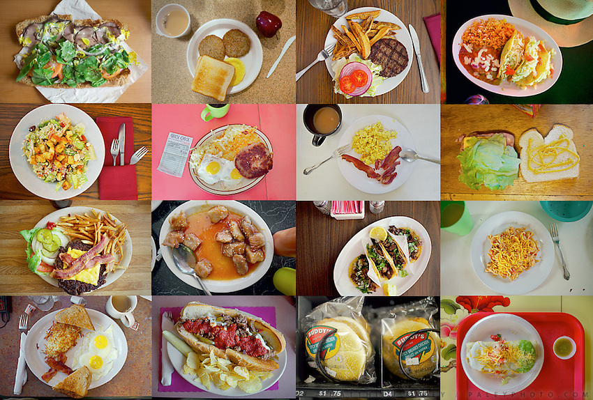 Road food across the USA...A 4-weeks road trip across the USA, from New York to San Francisco, on the steps of Jack Kerouac's famous book ?On the Road?.  Focusing on nomadic America: people that live on the move across the US, out of ideology or for work reasons.