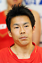 Naoki Kawamae (JPN), .June 9, 2012 - Badminton : .Badminton Japan National Team Send-off Ceremony for the London Olympics 2012 .in Tokyo, Japan. .(Photo by Daiju Kitamura/AFLO SPORT) [1045]
