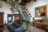 Eclectic Dutch Townhouse