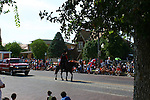 "The 4th on Broadway celebration every July 4 in Lubbock, TX is the larges free parade and street fair in the state.  The event begins with a parade from downtown Lubbock, down Broadway to the Texas Tech University campus.  The parade is filled with floats created by local businesses, schools, civic organizations, and military veteran groups.  A number of unique drill teams, such as the Synchronized Lawn Mower Shufflers, and the Coffee Can and Cook Pot band participate and bring howls of laughter from the thousands lining the street.  The Texas Tech University mascot, The Masked Rider, and the Saddle Tramps ""Raider Red"", are primary features in the parade.  The patriotism of the South Plains is in full evidence from all the flags in the parade and along the parade route.  After the parade, Broadway from the Tech campus to Ave. Q is blocked off for an all day celebration that includes numerous entertainment venues, from rock and roll, to country music, ballet to jazz dancing.  For those not faint of heart, there is a climbing wall to challenge endurance and nerves.  Water ping pong using fire hoses is popular on the hot day, especially with the kids.   A wid variety of food vendors can be found up and down Broadway.  A day of eating, music, and games is capped by an outdoor concert by the Lubbock Symphony and a gigantic fireworks display."