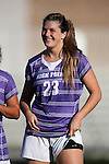 11 September 2016: High Point's Lindsay Elsen. The Duke University Blue Devils hosted the High Point University Panthers at Koskinen Stadium in Durham, North Carolina in a 2016 NCAA Division I Women's Soccer match. Duke won the match 4-1.