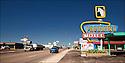Nouveau Mexique-Route 66<br /> Tucumcari