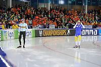 SCHAATSEN: HEERENVEEN: 06-01-2017, IJsstadion Thialf, ISU EC Sprint & Allround, ©foto Martin de Jong
